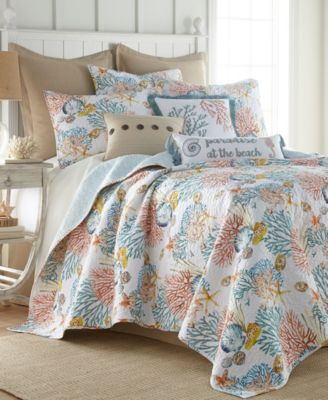 Bay Islands Quilt Set, King