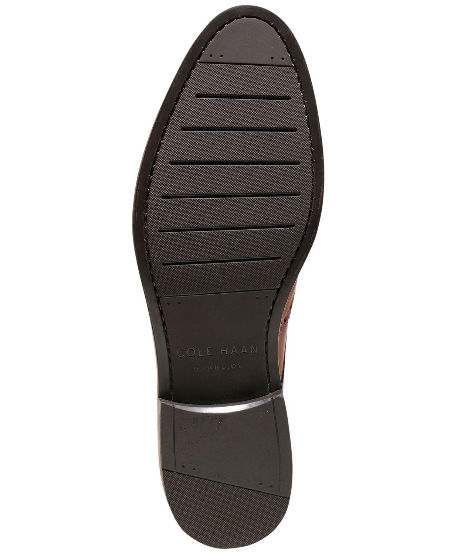 Cole Haan Men's Harrison Shortwing Oxfords & Reviews - All Men's Shoes - Men - Macy's