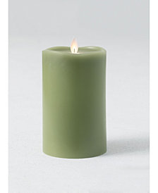 Whitehurst Wave Top Candle Wax Pillar