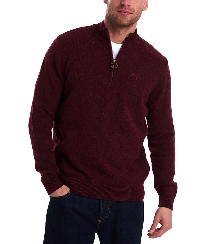 Barbour - Men's Tisbury Half-Zip Sweater
