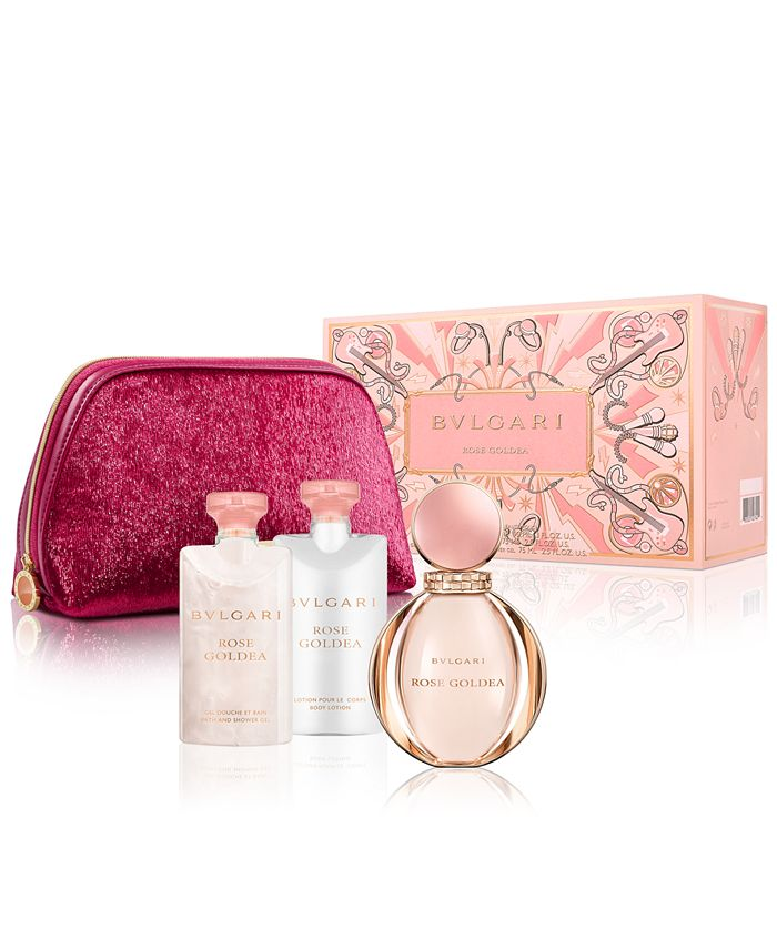 BVLGARI - 4-Pc. Rose Goldea Gift Set