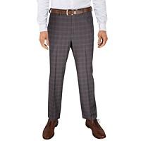 Deals on Lauren Ralph Lauren Mens Classic-Fit UltraFlex Stretch Dress Pants