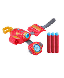 Nerf Power Moves Marvel Avengers Iron Man Repulsor Blast Kids Roleplay Toy