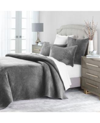 Design Velvet Decorative Pillow, Created for Macy's