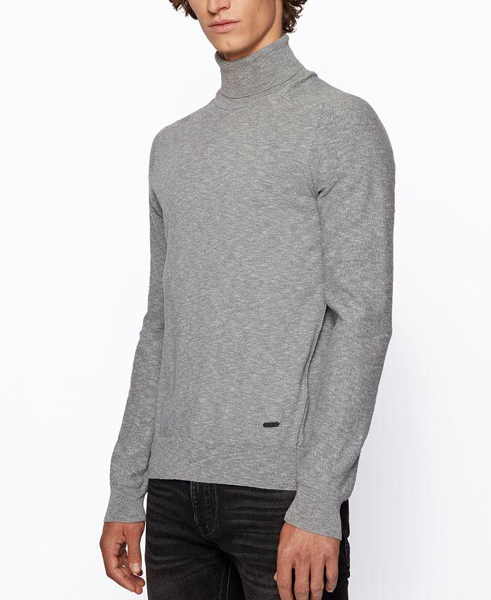 Hugo Boss - Men's Kamyore Slim-Fit Sweater