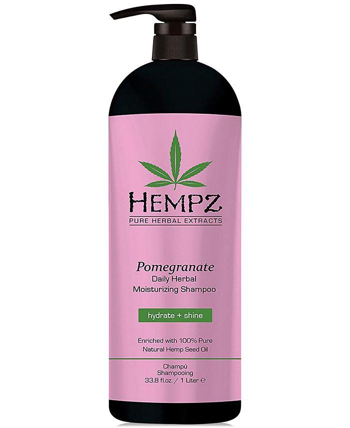 Hempz - Pomegranate Herbal Shampoo, 33-oz.