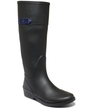 Tommy Hilfiger Coastal Rain Boots Womens Shoes