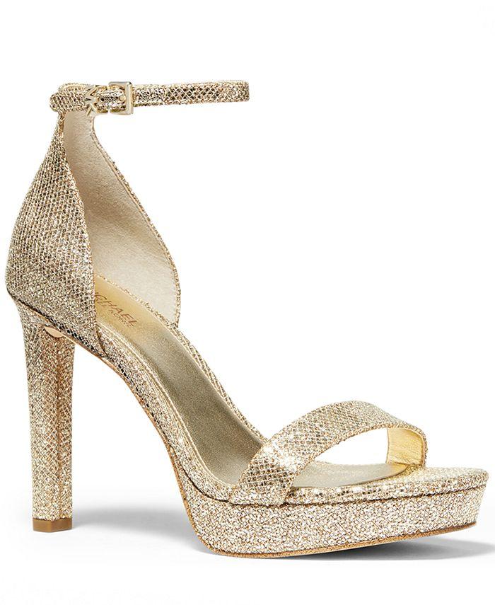 Michael Kors - Margot Platform Dress Sandals