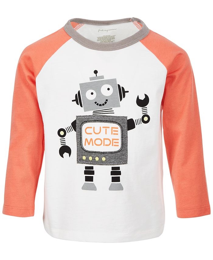 First Impressions - Baby Boys Cute Mode T-Shirt