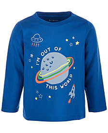 First Impressions Baby Boys Out Of This World T-Shirt, Created for Macy's