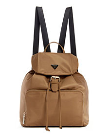 GUESS Jaxi Nylon Large Backpack