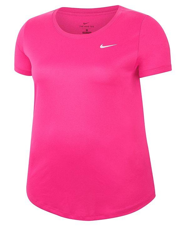 Nike Plus Size Dry Legend Training Top