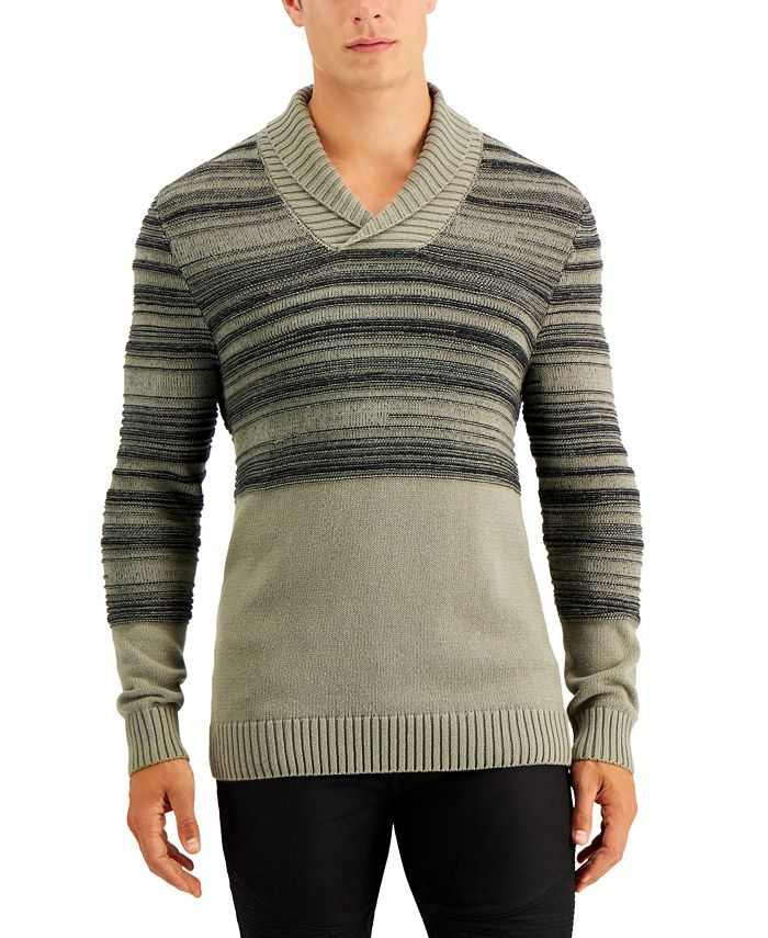 INC International Concepts - Men's Lantern Sweater