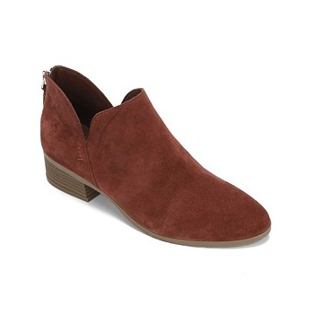Kenneth Cole Reaction Womens Side Skip Booties