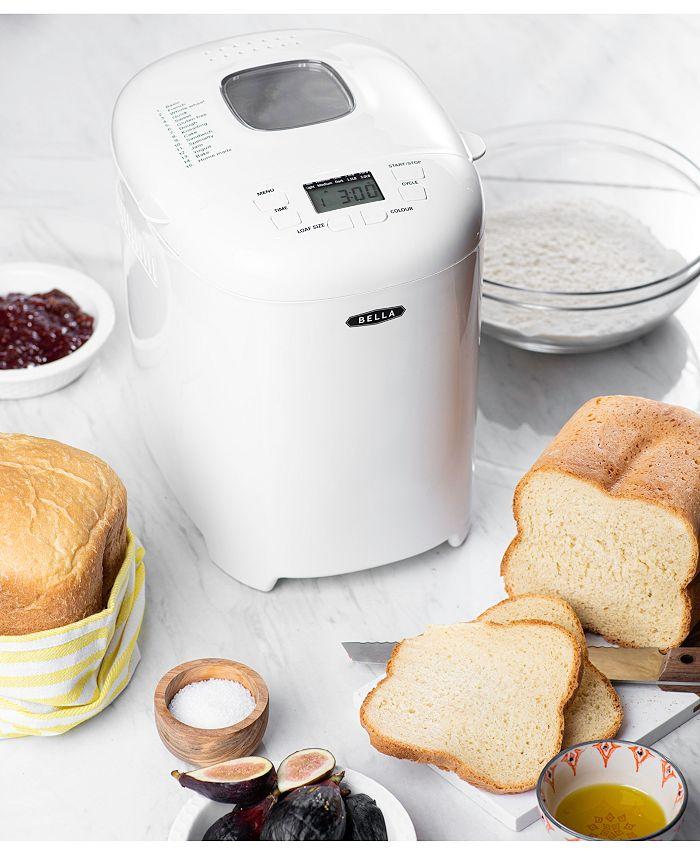 Bella - 2-lb. Loaf Programmable Bread Maker