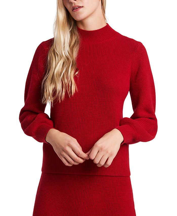 Riley & Rae - Morgyn Mock-Neck Sweater