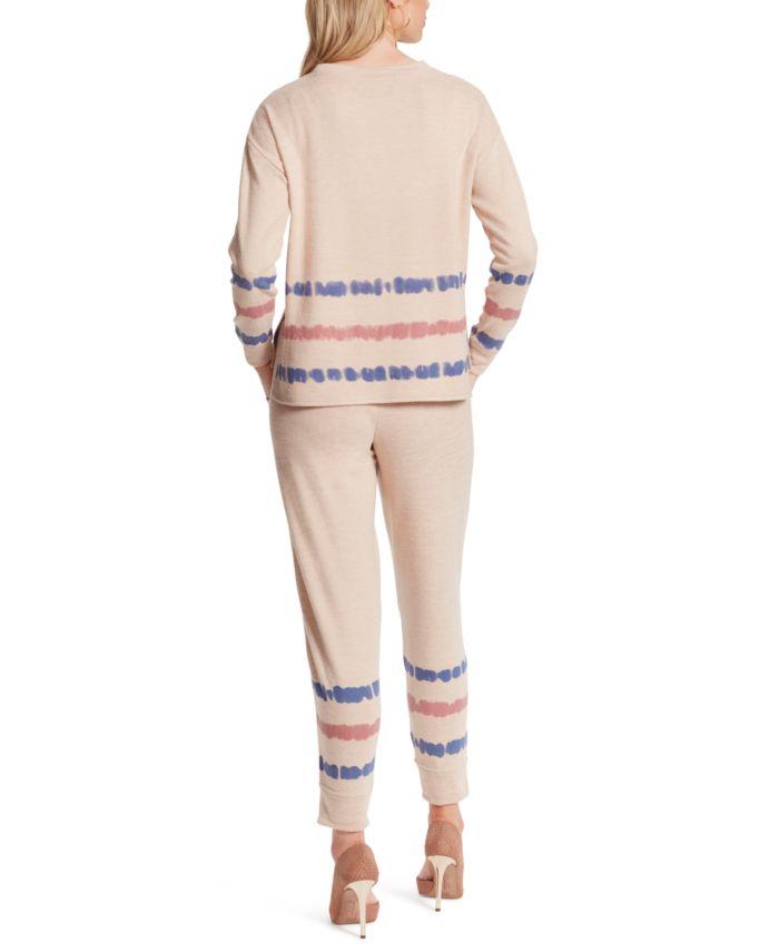 Jessica Simpson Lisa Tie-Dye Top & Reviews - Sweaters - Women - Macy's