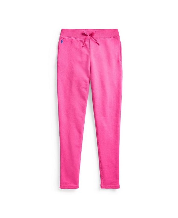 Polo Ralph Lauren Big Girls French Terry Legging