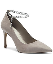 Vince Camuto Women's Peddya Ankle Chain Pumps