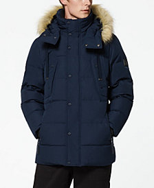 Men's Gattaca Down Parka Coat