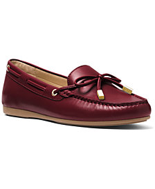 MICHAEL Michael Kors Sutton Moccasin Flat Loafers