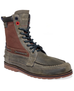 Tommy Hilfiger Hawk Boots Mens Shoes