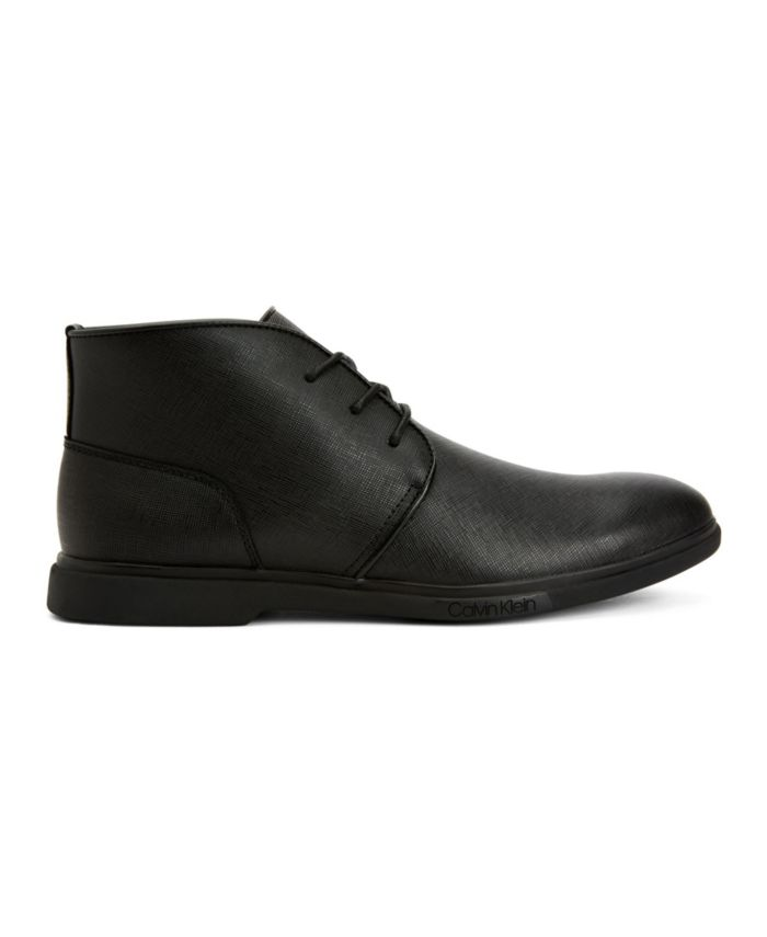 Calvin Klein Men's Teddy Junior Chukka Boot & Reviews - All Men's Shoes - Men - Macy's