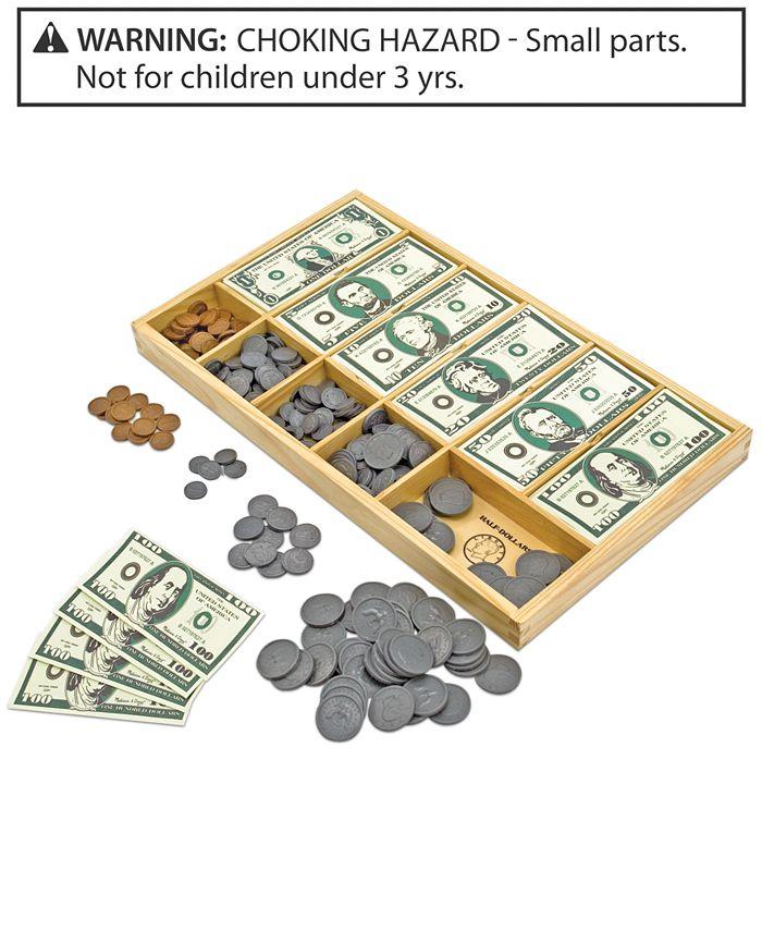 Melissa and Doug - Kids Toy, Play Money Set