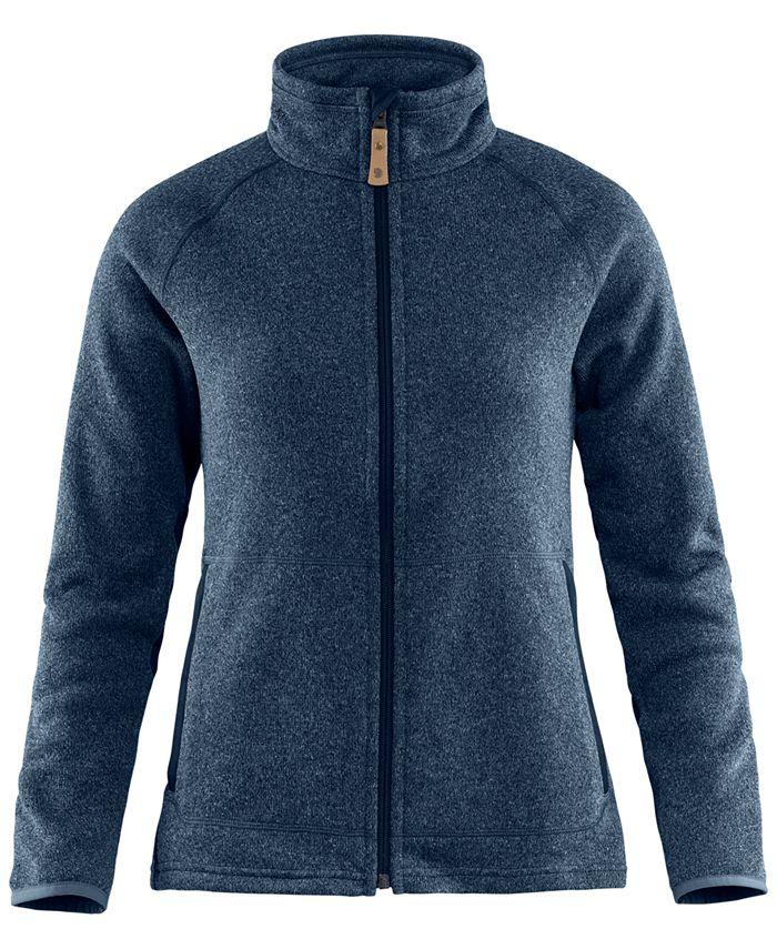 Fjällräven - Ovik Fleece Jacket