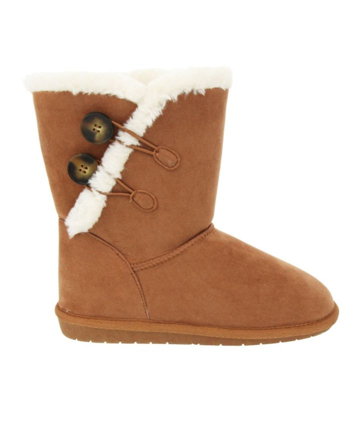 Sugar Women's Marty Fuzzy Winter Booties & Reviews - Boots - Shoes - Macy's