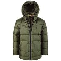 Michael Kors Toddler Boys Puffer Coat (Dark Loden)