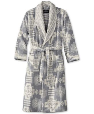 Pendleton Bath Robe, Chief Joseph Patterned Robe