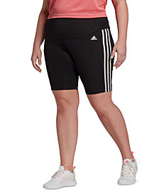 adidas Plus Size High-Rise Short Sport Tights