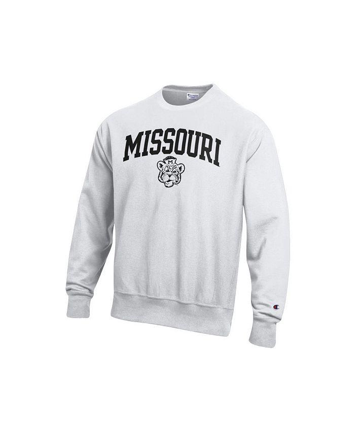 Champion - Missouri Tigers Men's Vault Reverse Weave Sweatshirt
