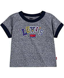 Levi's Baby Boys Textured Raglan Top