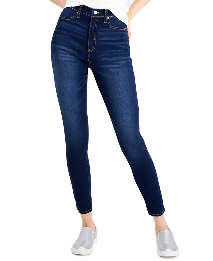 Celebrity Pink - Juniors' Annex Curvy-Fit Skinny Jeans