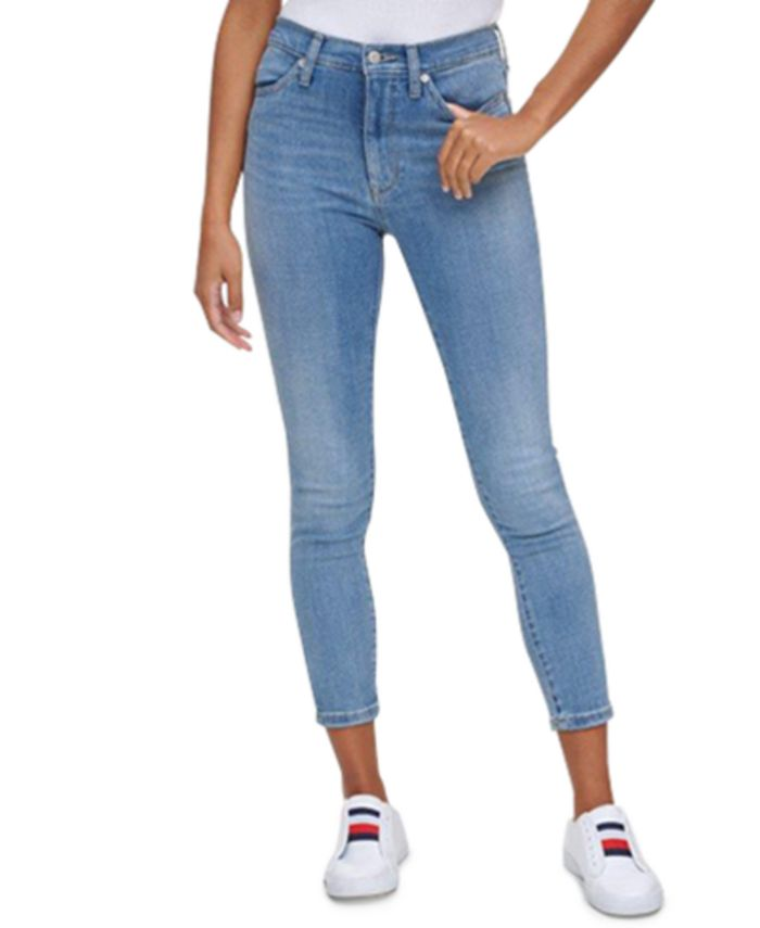 Tommy Jeans - Juniors' High-Rise Jeggings