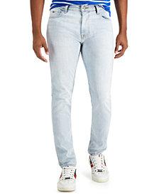 Tommy Hilfiger Men's Adam Slim-Fit Tapered Jeans