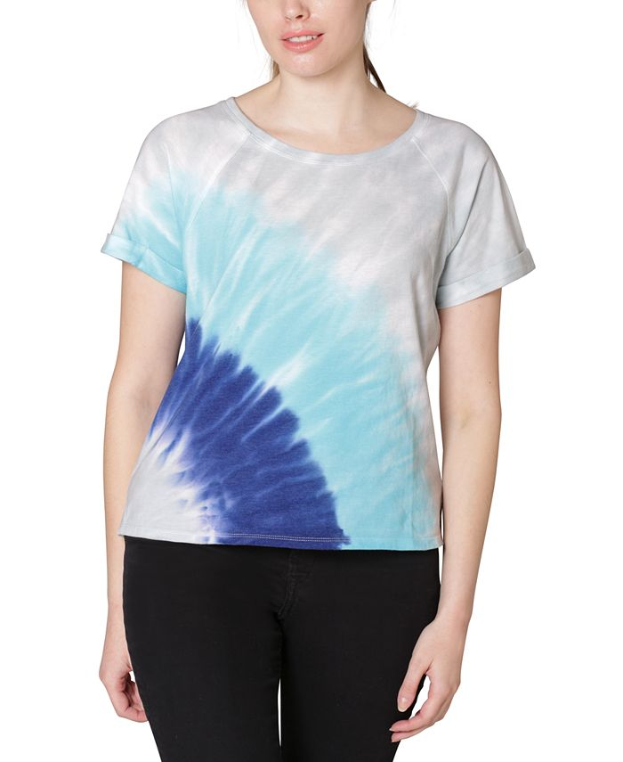 Ultra Flirt - Juniors' Tie-Dye T-Shirt