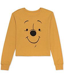 Disney Juniors' Pooh Bear Graphic Top