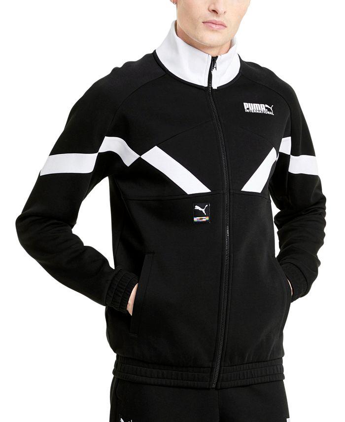 Puma - Men's International Knit Track Jacket