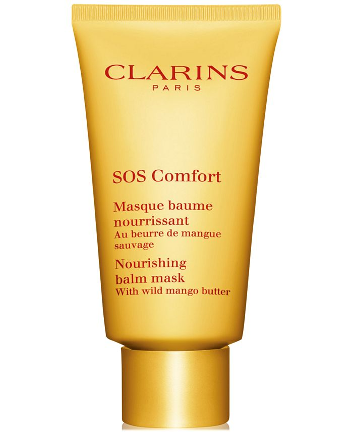 Clarins - SOS Comfort Nourishing Balm Mask, 2.3-oz.