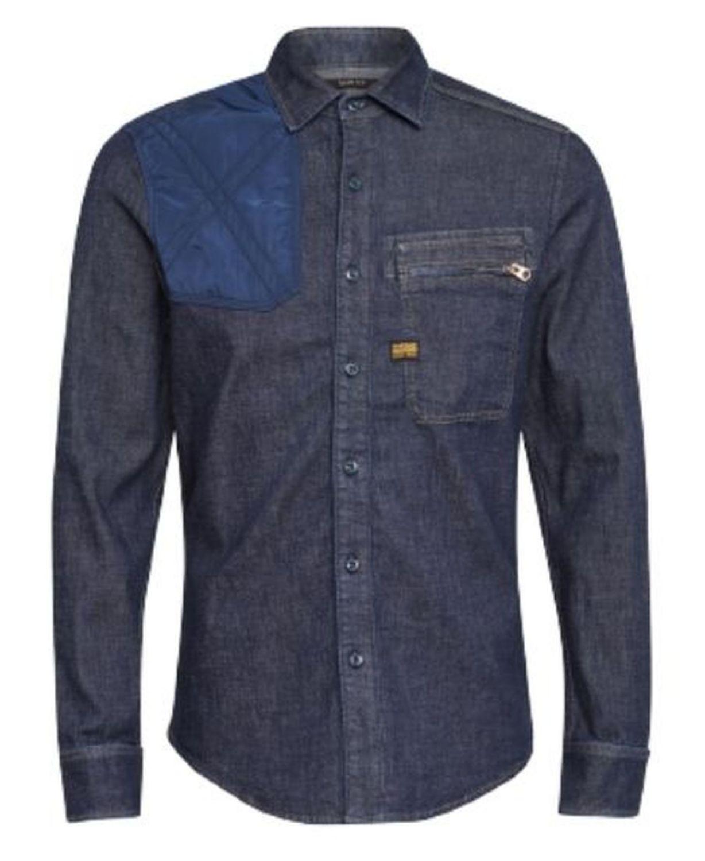 G-Star Raw Men's Hunting Slim Long Sleeve Shirt & Reviews - Casual Button-Down Shirts - Men - Macy's