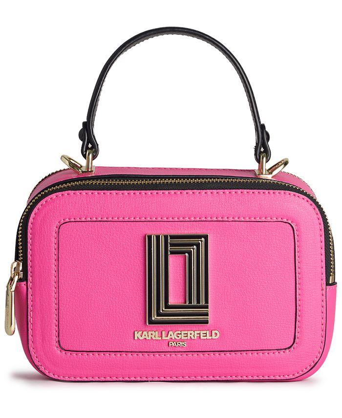 Karl Lagerfeld Paris - Simone Lunchbox Crossbody