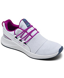 Under Armour Women's Charged Breathe Sportstyle Running Sneakers from Finish Line