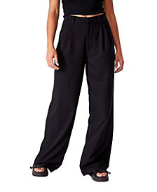Women's Jordan Oversized Pleat Pant