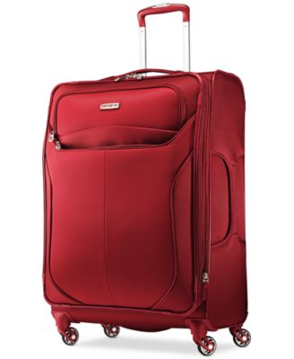 "Samsonite LifTwo 25"" Upright Spinner Suitcase"