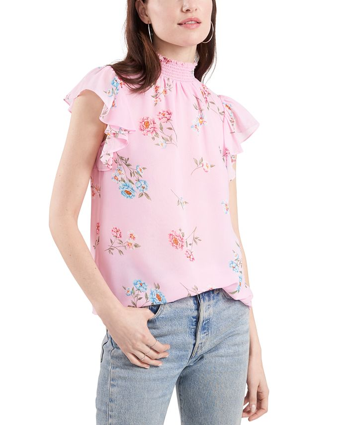 1.STATE - Flutter-Sleeve Top