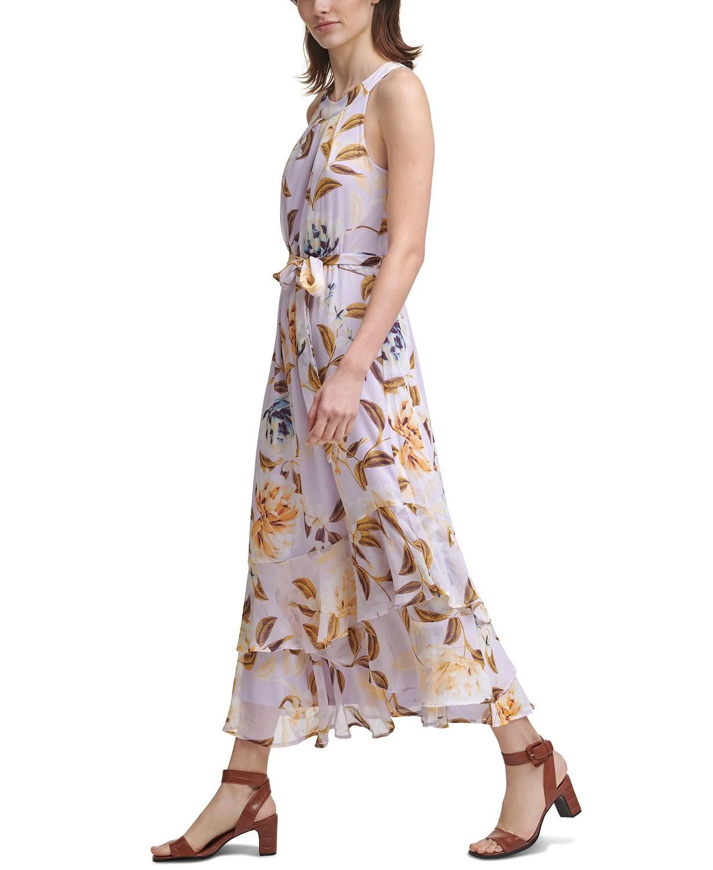 Calvin Klein印花裙,裹身裙周末清仓低至$39.99!