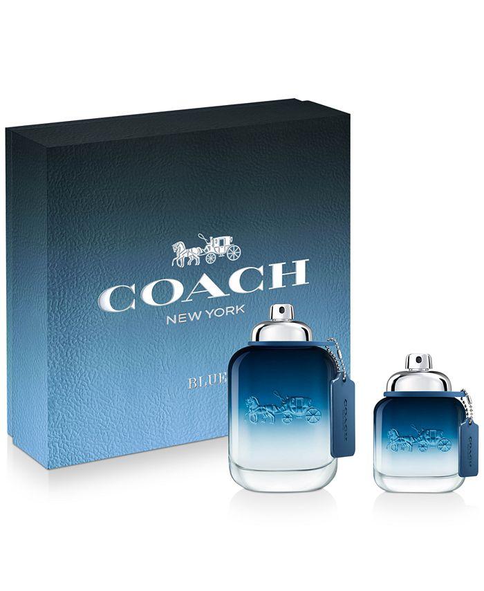 COACH - Men's 2-Pc. Blue Eau de Toilette Gift Set